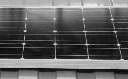 Panneau solaire Van